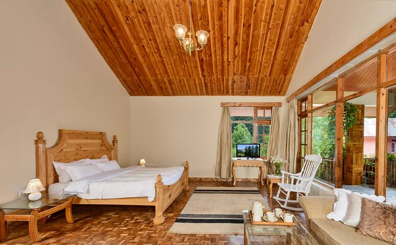 DUFFDUN HOUSE luxury suite Nº2 - Manali - Villa