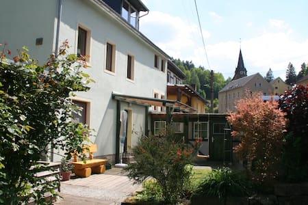 Ferienhaus mit Stellplatz - Bad Schandau - Dom