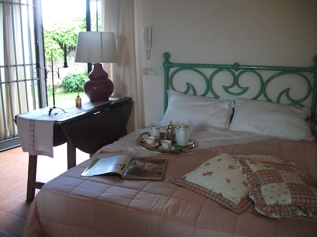 """COTTAGE """"FATTUCCHIA"""" IN FLORENCE - Bagno a Ripoli - Huis"""