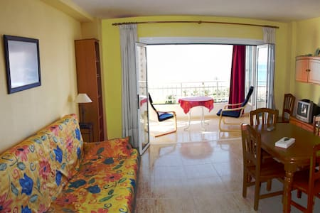 One room apartment at the beach - Cullera - Byt