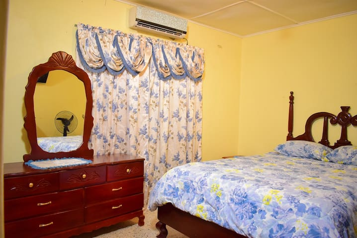 All Bedrooms furnished with Air Conditioning units