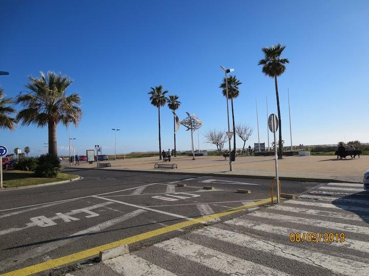 """Apartamento la """"Playa Los Bateles"""""""