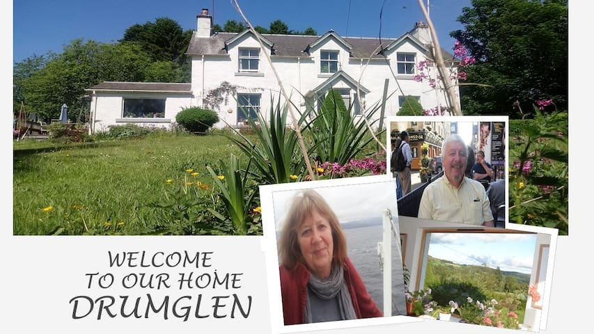 Drumglen, Bed & Breakfast