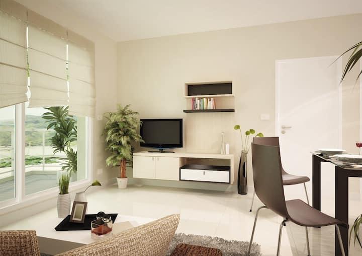 Condominium 2 bed rooms