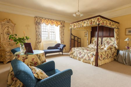 Superior Suite at Park Farm House - Cannington - Bed & Breakfast