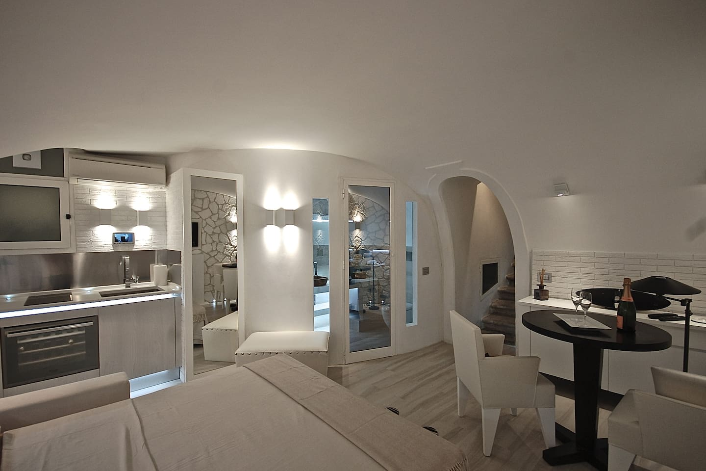 Little Suite Navona Luxury space