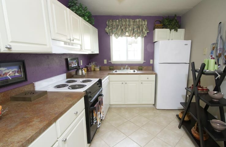 Two bedroom campus apartment - Gainesville - Apartment