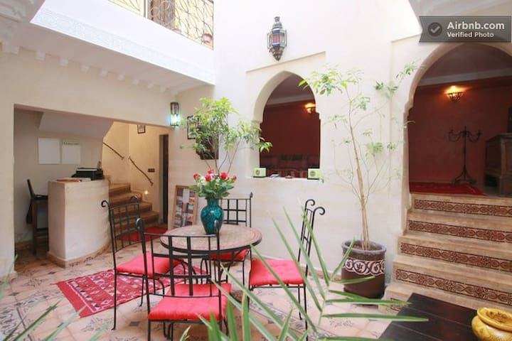 Bed and breakfast in jemaa el fna! - Marrakesh - Bed & Breakfast