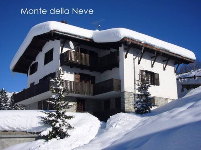 Wonderful mansard in Livigno!