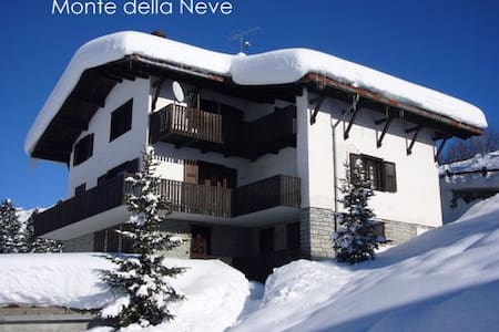 Wonderful mansard in Livigno! - Livigno
