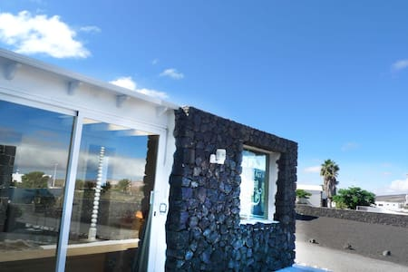 Lanzarote + ART.Wifi.Eco - friendly - San Bartolomé - Talo