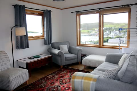 Ingrid's self catering in the heart of Scalloway