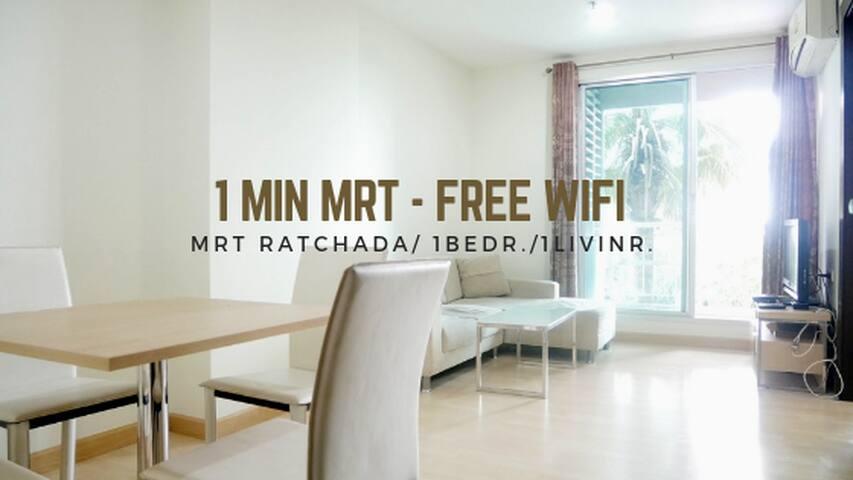 *150M from MRT, Free wifi, Great location around