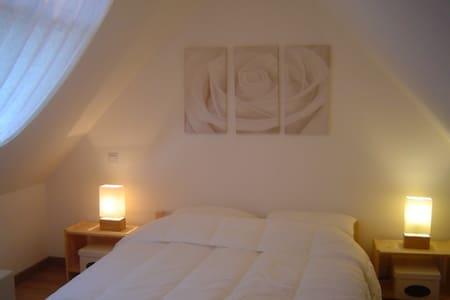Gîte indépendant : Ria d'Etel - Locoal-Mendon - Huis