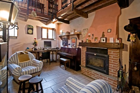 Nice  country house near Milan  - Pieve Porto Morone - Hus