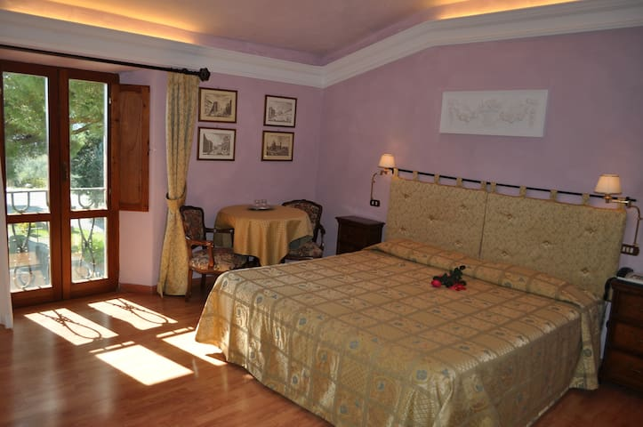 Double room in the Villa - Castellina in Chianti - Bed & Breakfast