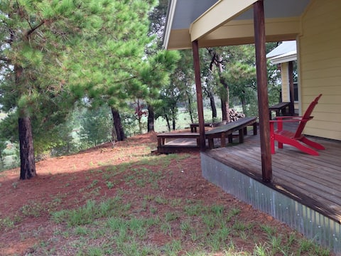 Daisy  9E Ranch Cabins Lost Pines Bastrop