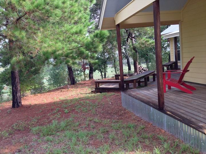 Daisy  9E Ranch Cabins Lost Pines Bastrop