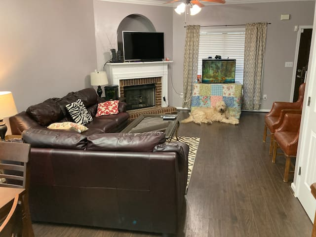 Hoover special townhome 4b2.5b fully furnished