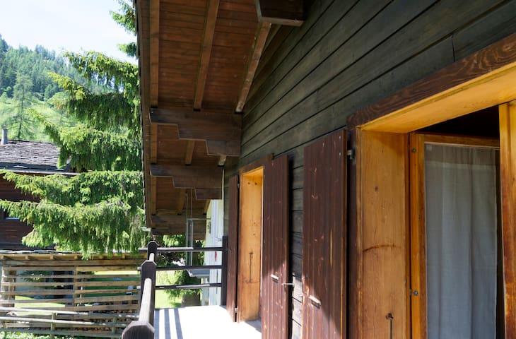 Maison des Cheneaux - Montagnier - Chalupa