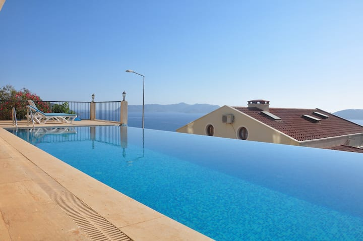 Beautiful Sea View Appartment / Kas