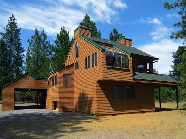 Charming 2bed Cabin on 1/2 acre - Sisters