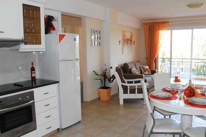 King Seaview cozy 2 bedroom apartment