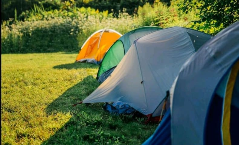 Tent Getaway