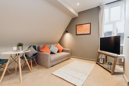 Luxury Apartment in the heart of Tamworth - Apt 3