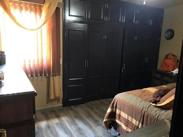 Quiet & Spacious,  Private Bed