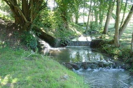 Gite rural LE MOULIN DE HOUBRONNE - Menneville - Ev