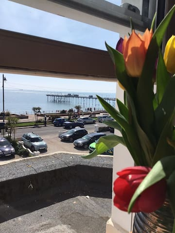 Stunning Sea,Promenade and Pier Views,with parking
