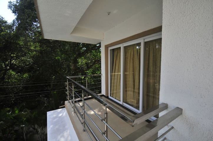 "Serviced Apartment 1""Ivy Retreat"" - Baga - Byt"