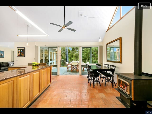 Heavenly Abode at Nature's Doorstep - North Turramurra - Huis