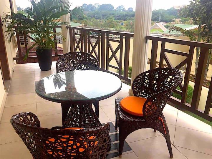 Libreville - Casa Praxède