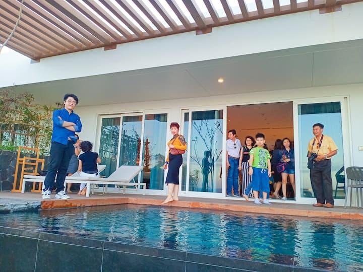 Resort Cam Ranh, Nha Trang 5* - Villa 3BR-9pax