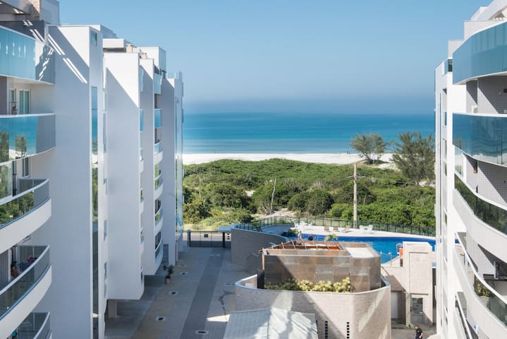 Puesta del sol Praia Grande