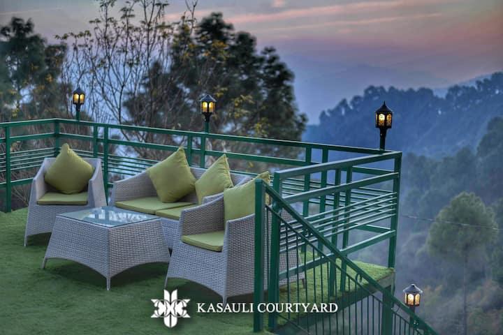 Entire 4 Bedroom Villa | Kasauli Courtyard