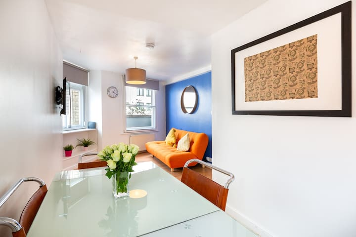 CENTRAL SPACIOUS APARTMENT IN TRENDY SHOREDITCH