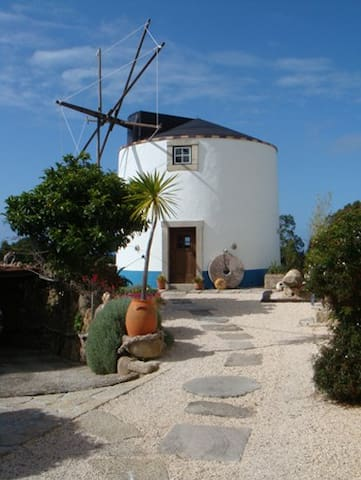 Almoçageme Windmill - Colares - House