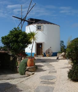 Almoçageme Windmill - House