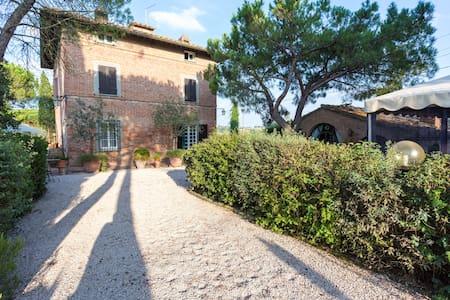 Weekend in Villa Elea - 12 posti - Gioiella, Castiglion del Lago - Huvila
