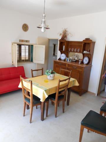 Appartamento alla Scala dei Turchi - Punta Grande - Huoneisto