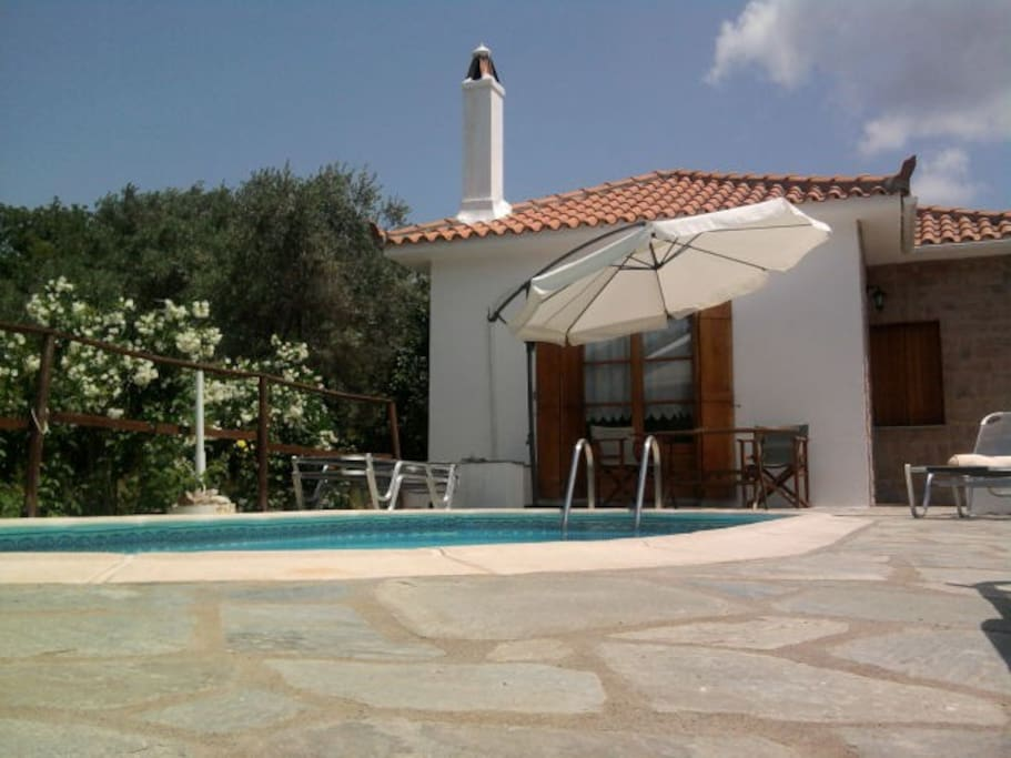 Our home Agravlis in Skopelos