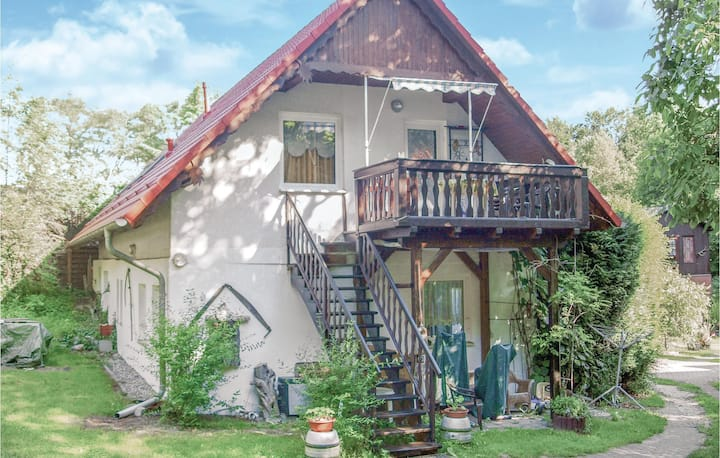 Holiday apartment in Liepe