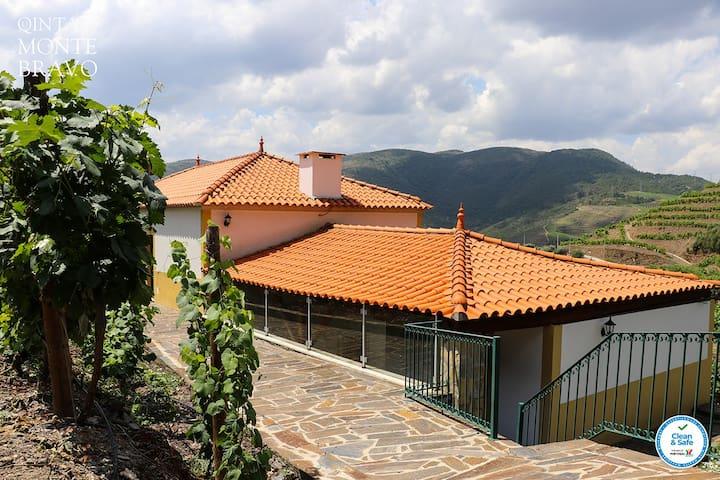 Quinta do Monte Bravo - DOURO - Casa da Horta