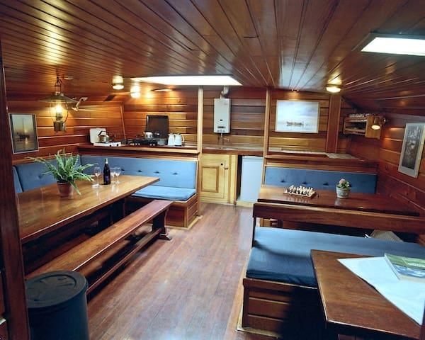 Amsterdam Classic Sailing Ship
