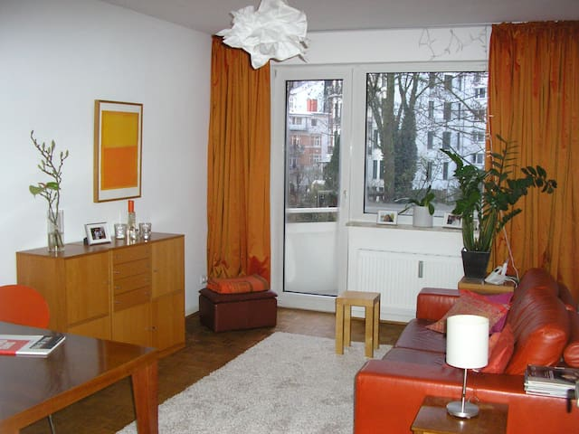 2,5 Zi Whg in Rotherbaum/Grindel - Hamburg - Lägenhet