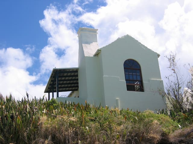 Bird's Nest Cottage - Baileys Bay - Huis