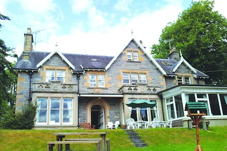 The Ossian 4 person room - Kincraig - Bed & Breakfast